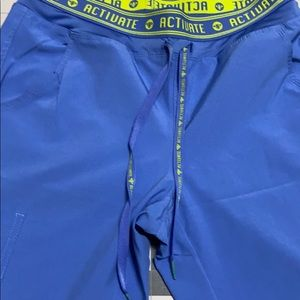 Women's scrub pants.
